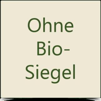 Ohne Bio-Siegel